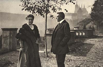 Надежда Крамарж – мать русской эмиграции