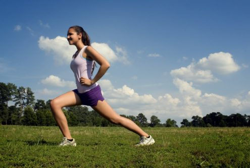 Воркаут: фитнес городских улиц