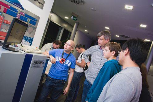 30 сентября в Чехии пройдет «Ночь учёных»