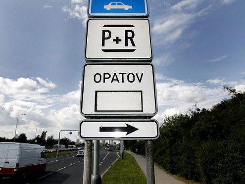 В Праге появятся новые парковки типа P+R