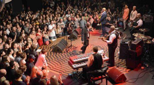 В Праге пройдет фестиваль джаза