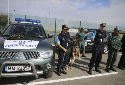 Чешские полицейские отправились в Болгарию