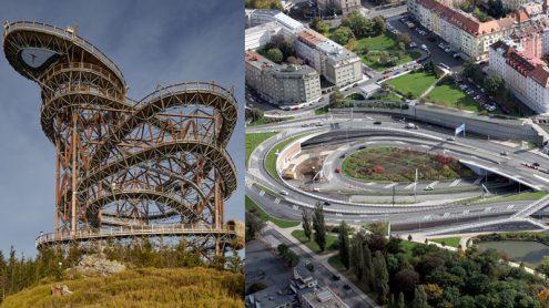В Чехии выбрали лучшие строения 2016 года