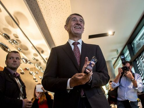 Чешскому министру финансов вручили престижную премию