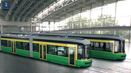 Чешская компания осуществит поставку трамваев в Финляндию