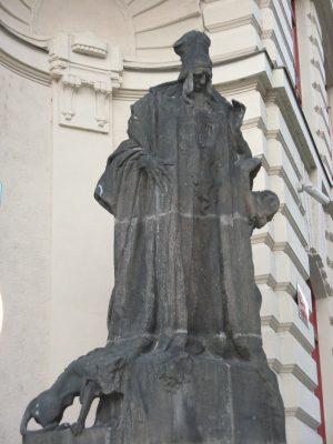 Раввин Иегуда Лёв - друг императора