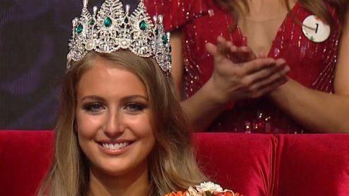 В Чехии прошел конкурс красоты Miss Face