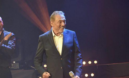 Карел Готт вышел на сцену после болезни