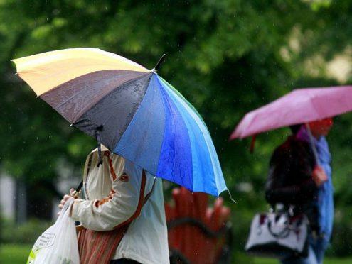 Дождливая и пасмурная погода ждет жителей Чехии