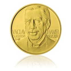 Чешский монетный двор выпустил коллекцию монет с Вацлавом Гавелом