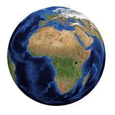 Белые пятна на карте мира