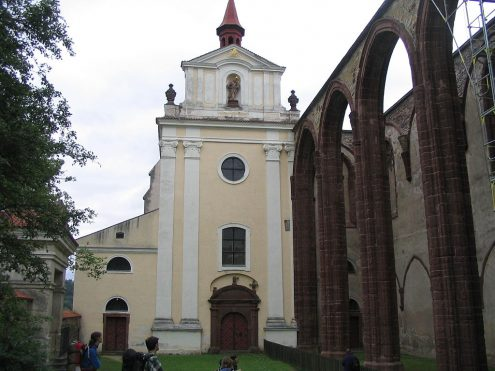 Сазавский монастырь и славянские связи