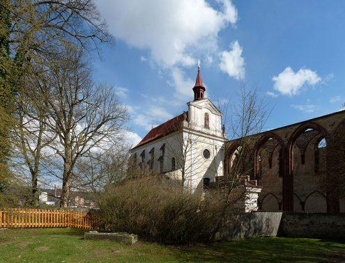 Сазавский монастырь