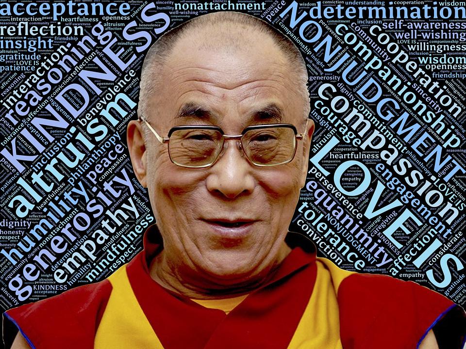 Что сказал Далай-лама