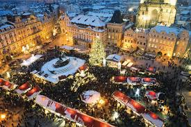 Новый год в Праге с русским размахом