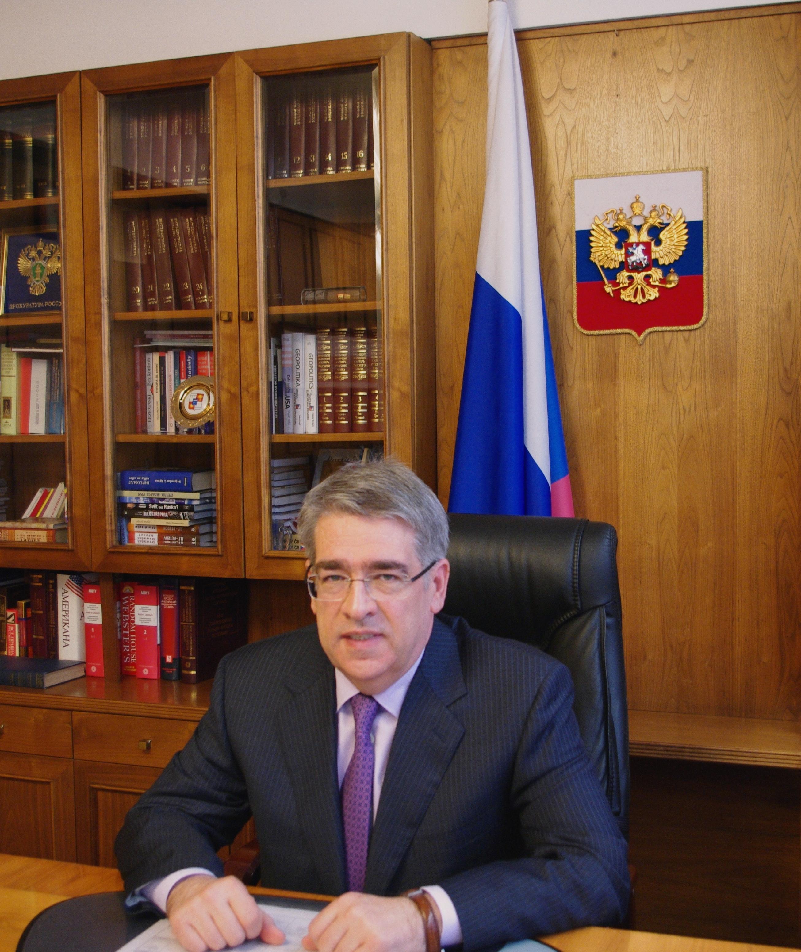 Александр Змеевский: «У российско-чешского сотрудничества богатая история»