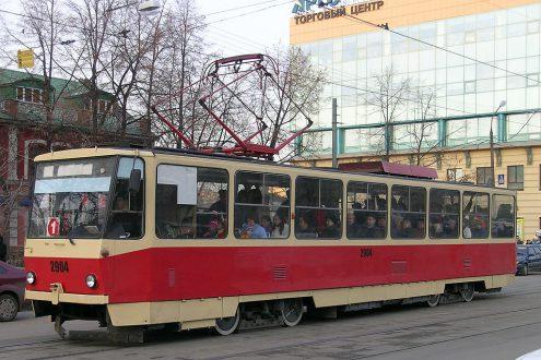 Чешские трамваи: формула успеха