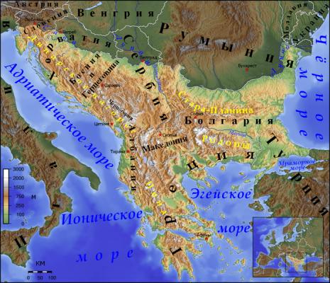 Мигранты обостряют проблемы на Балканах