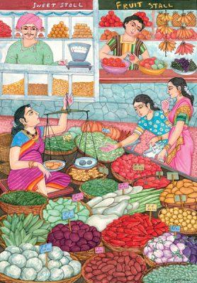 Ресторан индийской кухни