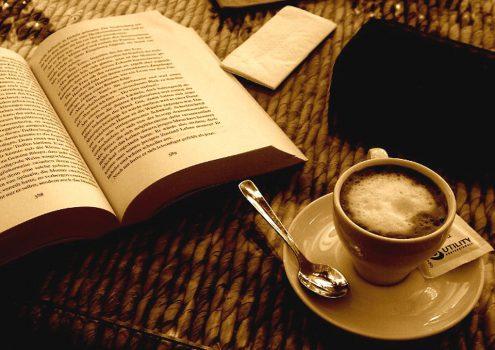 Книги. Кофе. Кафка