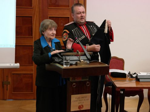 Нина Ингриш и Михаил Дзюба
