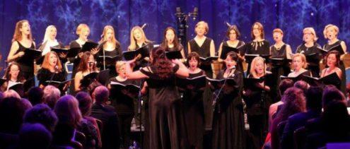 Благотворительный концерт в РЦНК