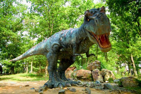Динозавры из Чехии