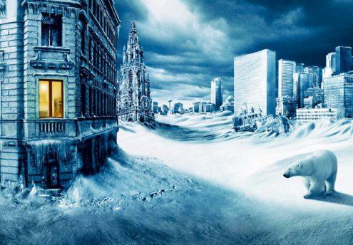 Глобальное потепление отменяется