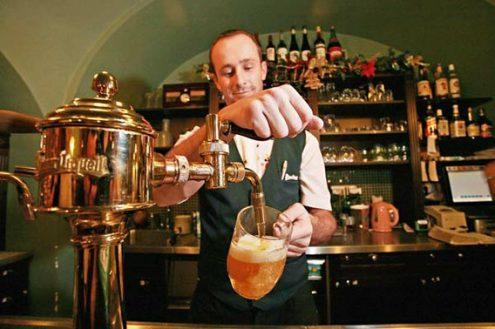 В Чехии проблемы с алкоголем