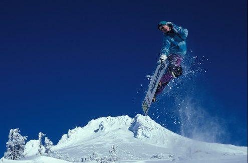 На Липно появляется новая ски-кроссовая трасса