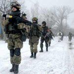 Бои вокруг Донецка