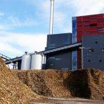 Электростанция на биотопливе