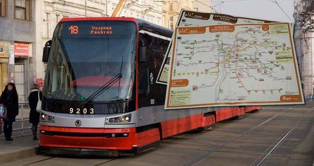 Оплатить проезд вобщественном транспорте Праги можно будет смобильного ионлайн