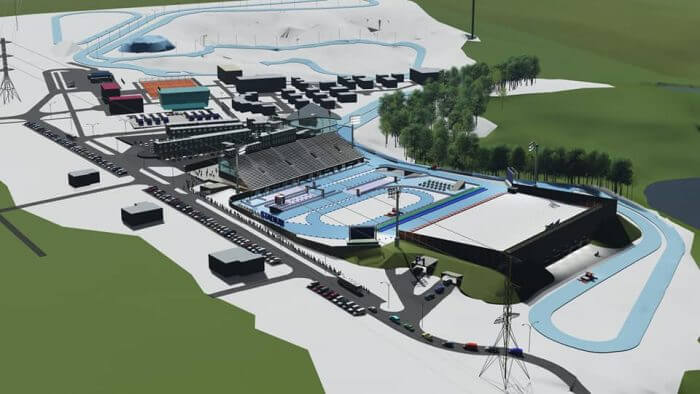 В Тростянце планируют построить современный биатлонный комплекс до 2025 года - Пражский Телеграф