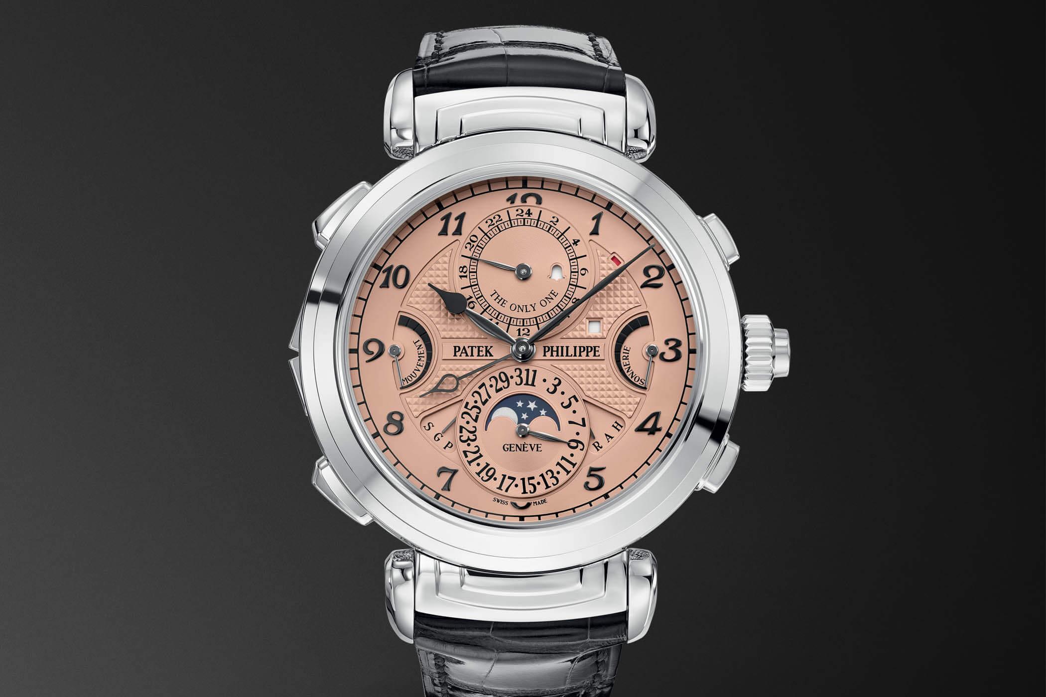 Самые дорогие часы в мире - Пражский Телеграф