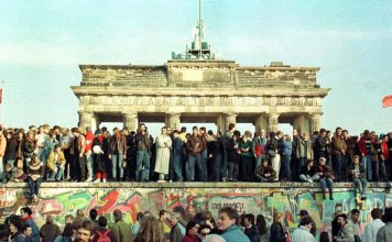 Берлинская стена тридцать лет спустя - Пражский Телеграф