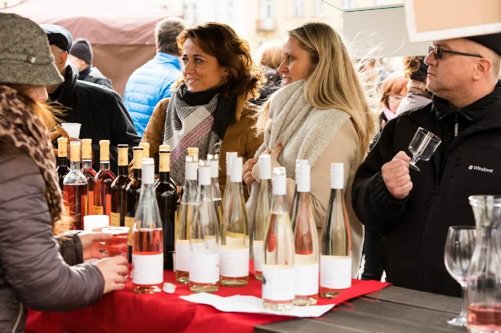 Святой Мартин, молодое вино и печёный гусь - Пражский Фестиваль