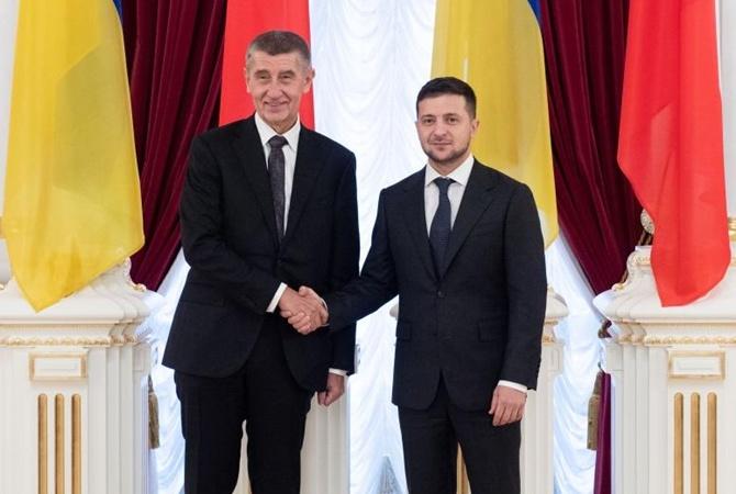 Перезапуск чешско-украинских отношений - Пражский Телеграф