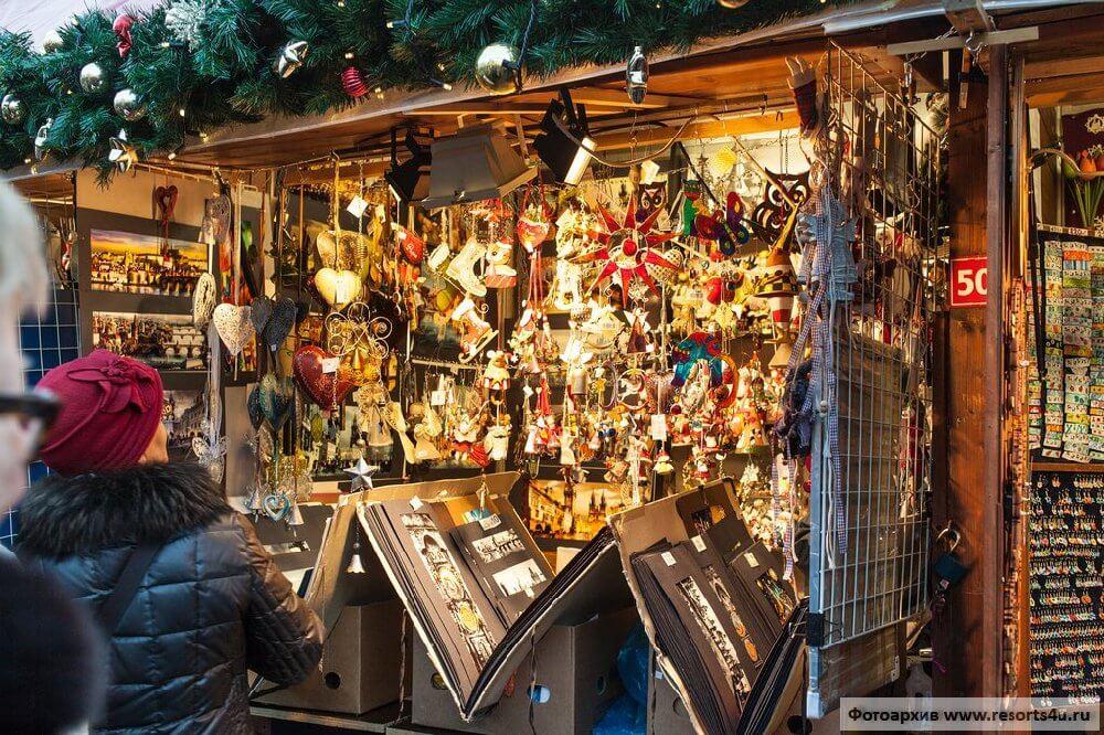 Рождественские ярмарки - Пражский Телеграф