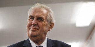 Земан (не)признал Крым - Пражский Телеграф