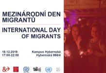 Празднование Международного дня мигрантов - Пражский Телеграф