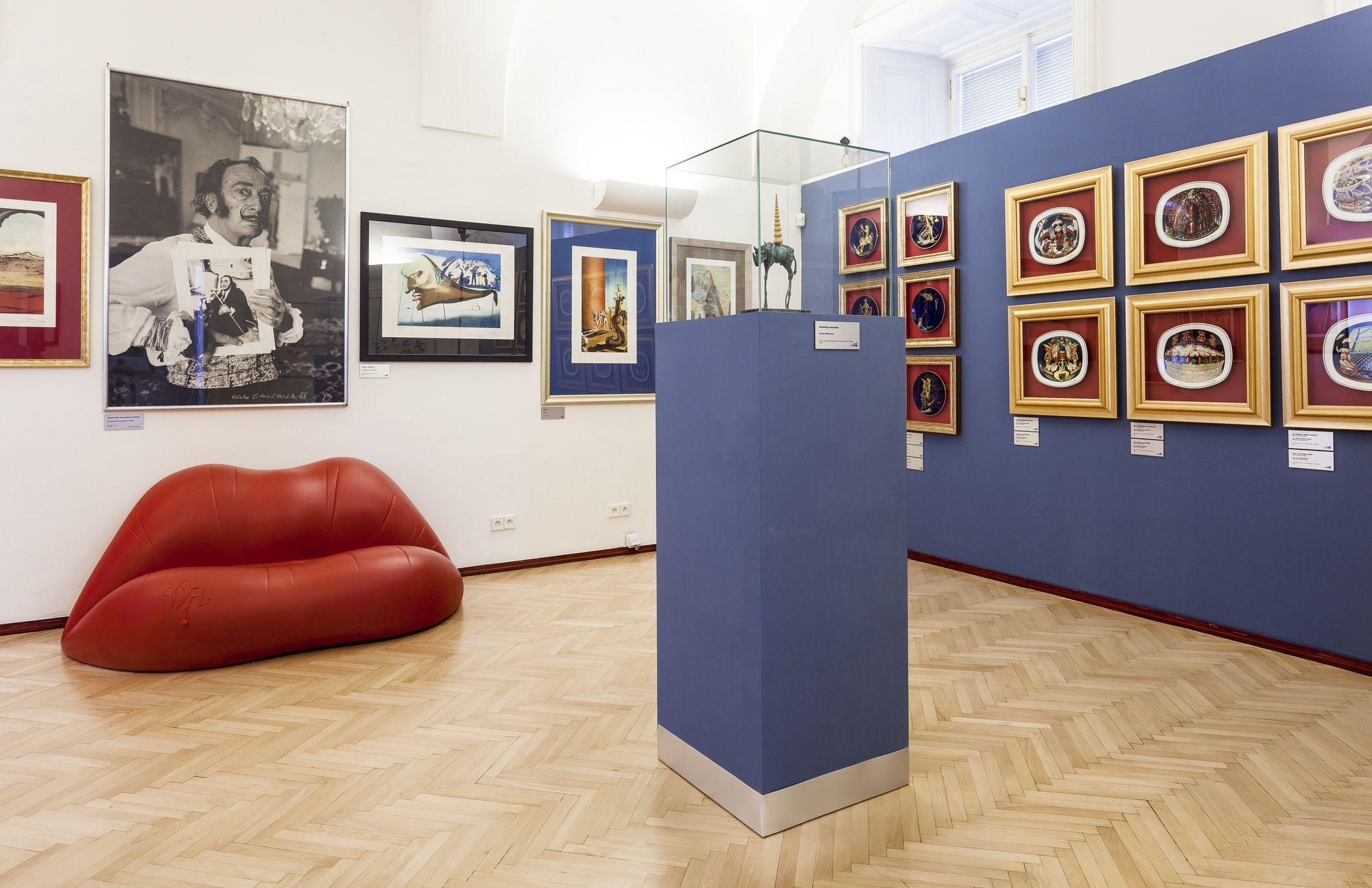 Музей Сальвадора Дали - Пражский Телеграф