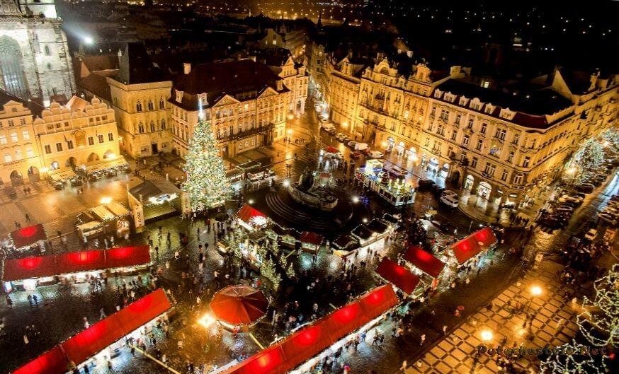 Ароматы Рождества - Пражский Телеграф