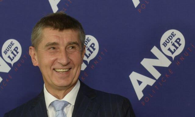 ANO уходит в отрыв - Пражский Телеграф