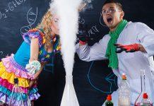 Химик-шоу: точные науки – это интересно и занимательно! - Пражский Телеграф