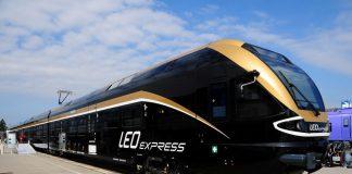 Leo Express: Прага – Краков – Перемышль – Медыка - Пражский Телеграф