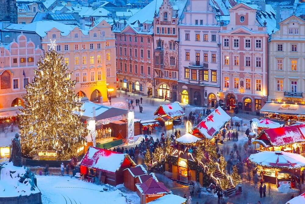 Ангельское Рождество Праги - Пражский Телеграф
