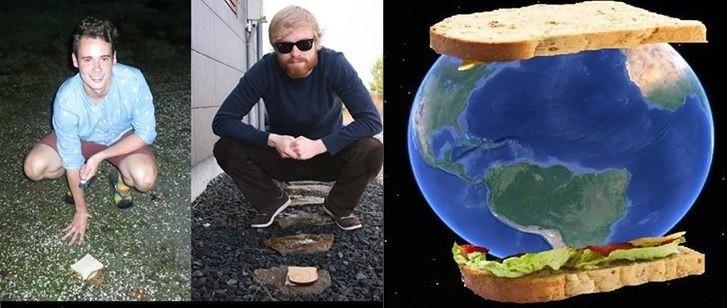 Земля стала «сэндвичем» - Пражский Телеграф