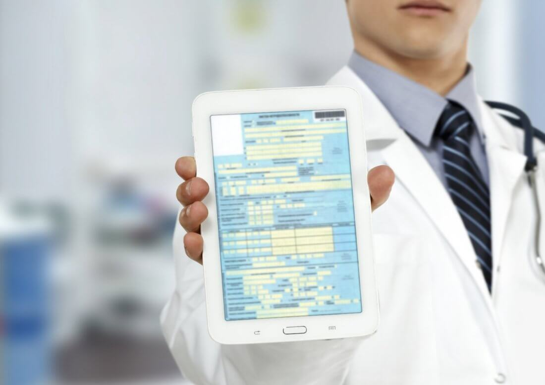 Электронные больничные листы: болей с компьютером - Пражский Телеграф