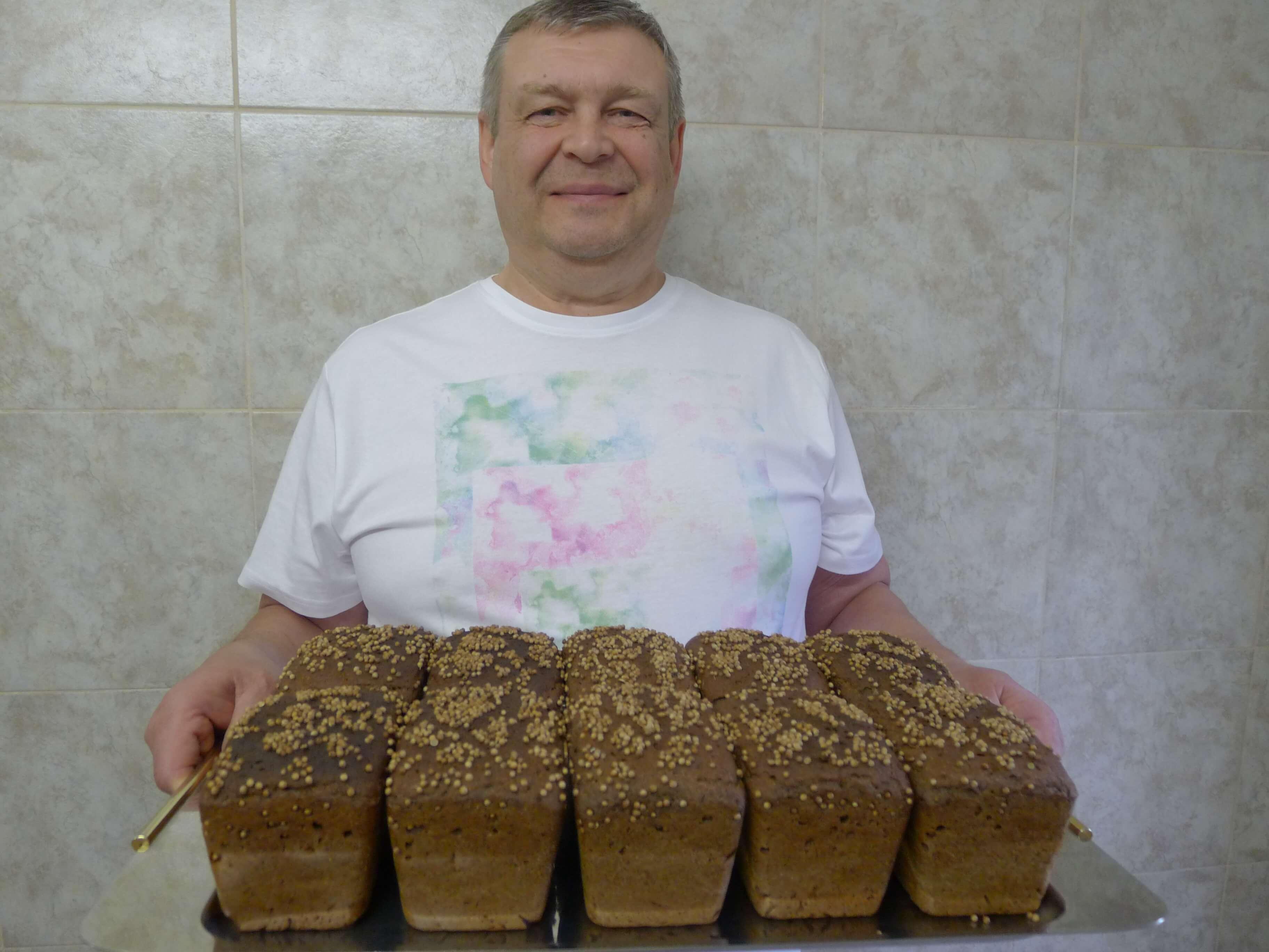 Владислав Буробин: о запуске биохлеба, амбициях и жизни с чистого листа - Пражский Телеграф